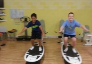 SurfBorad Fitness