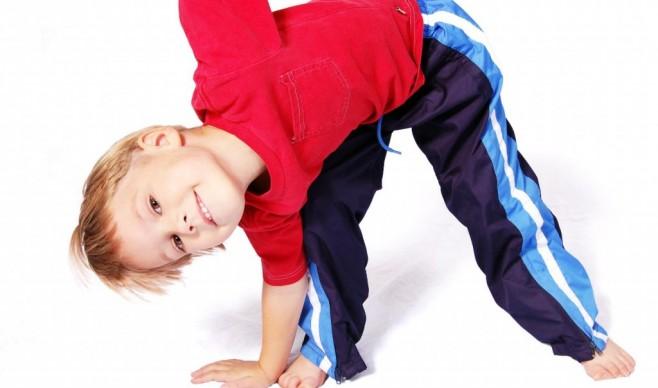 Kids and Fitness- Toddler's Program