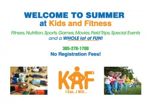 Kids Fitness Summer Camp