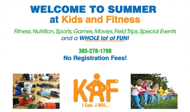 Kids Fitness Summer Camp