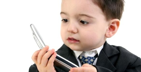 Kids at a Very Early Age Are Embracing Mobile as a Whole